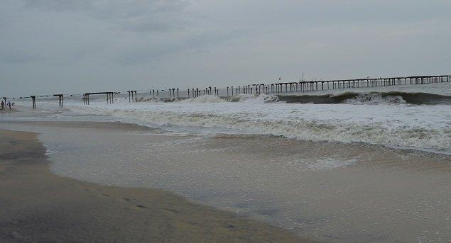 alleppey beach in kerala