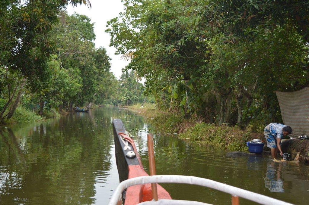 Umbikkaran Canal