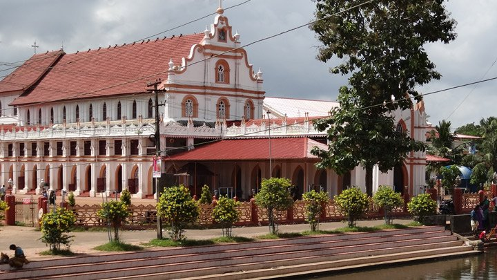 Chavara Church in Kerala