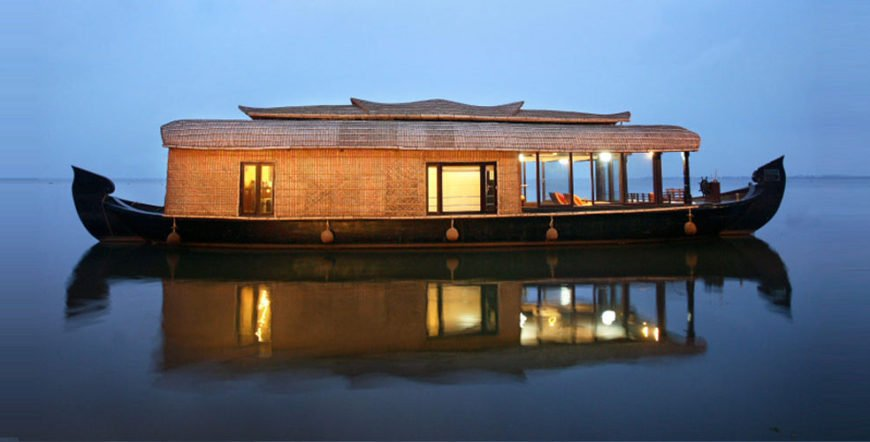 1 Night And 2 Days Alleppey Houseboat Package