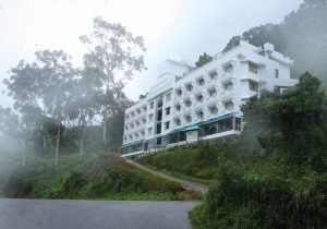 Misty Mountain Resort in Munnar
