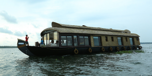 Blue Jelly Houseboat in Alleppey