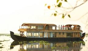 Leia houseboat
