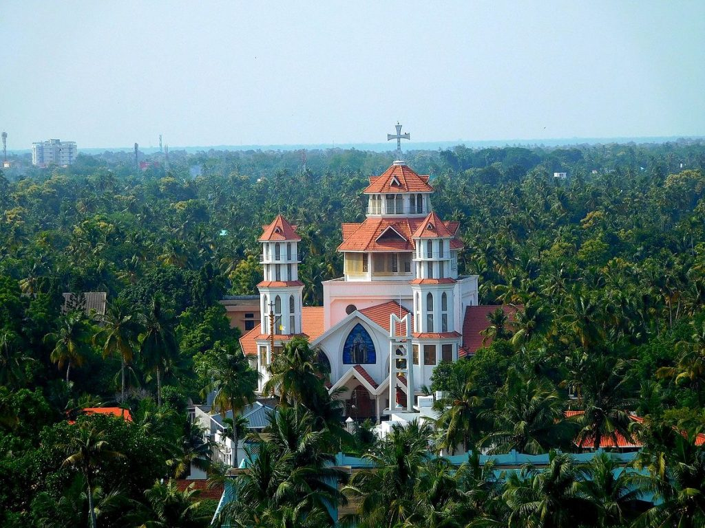Infant Jesus Cathedral Kollam
