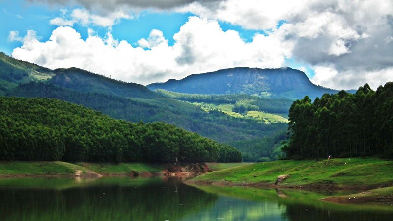 Munnar Echo Point