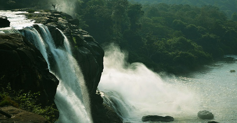 Athirappilly waterfalls kerala