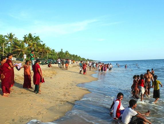 Cherai Beach Kerala