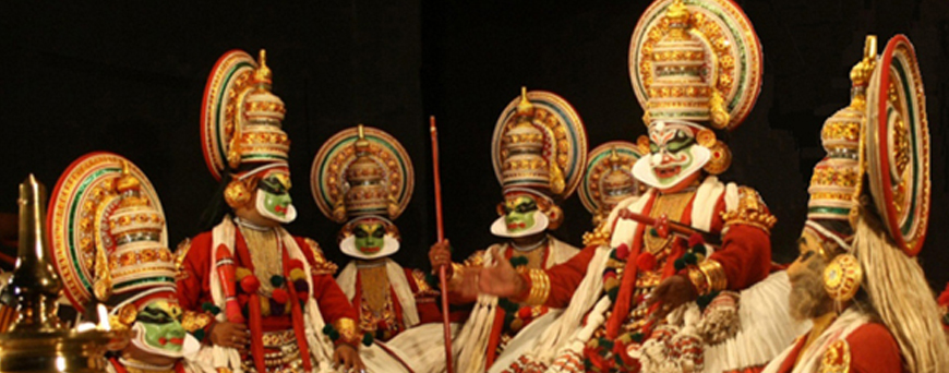 Know About Kathakali – A Classical & Traditional Dance of Kerala