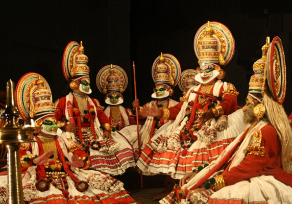 Kathakali - The classical dance of Kerala