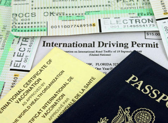 Travel Licences & Permits