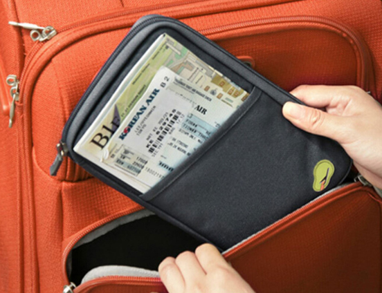 Extra Travel Documents for Traveller