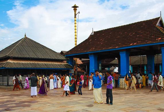 Chottanikkara Temple in Kochi