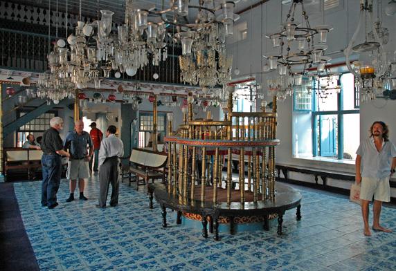 Jewish Synagogue in Kochi