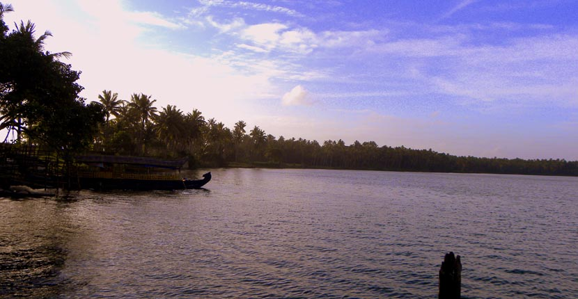 Paravur Lake