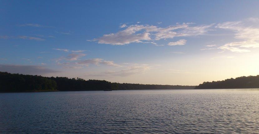 Sasthamcotta Lake