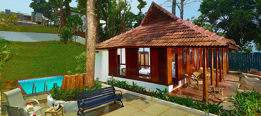 Ragamaya Resort & Spa in Munnar, Kerala