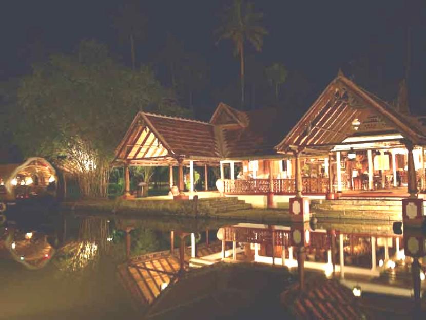 coconut lagoon resort kumarakom
