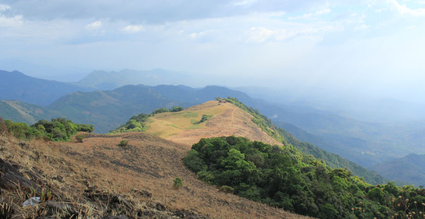 Paithalmala - Hill Station in Kannur