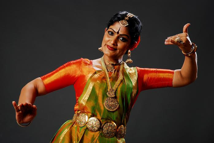 dance performance by geeta chandran