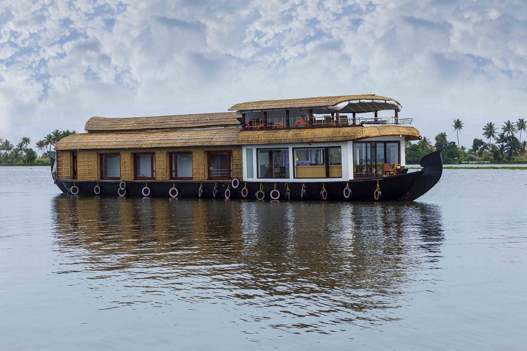 Kerala Backwaters & Houseboat