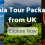 How to Book Kerala Tour Packages from UK?