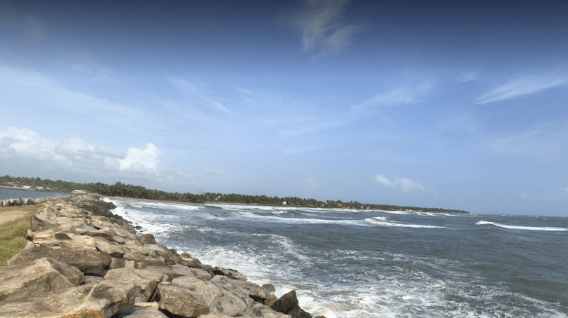 Neendakara Beach