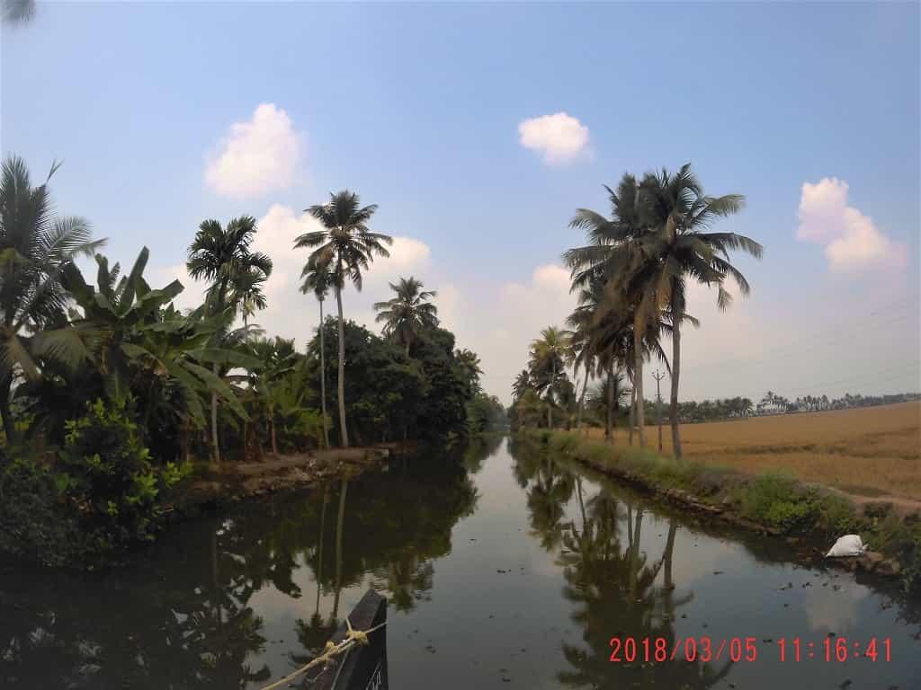 Akkathara canal