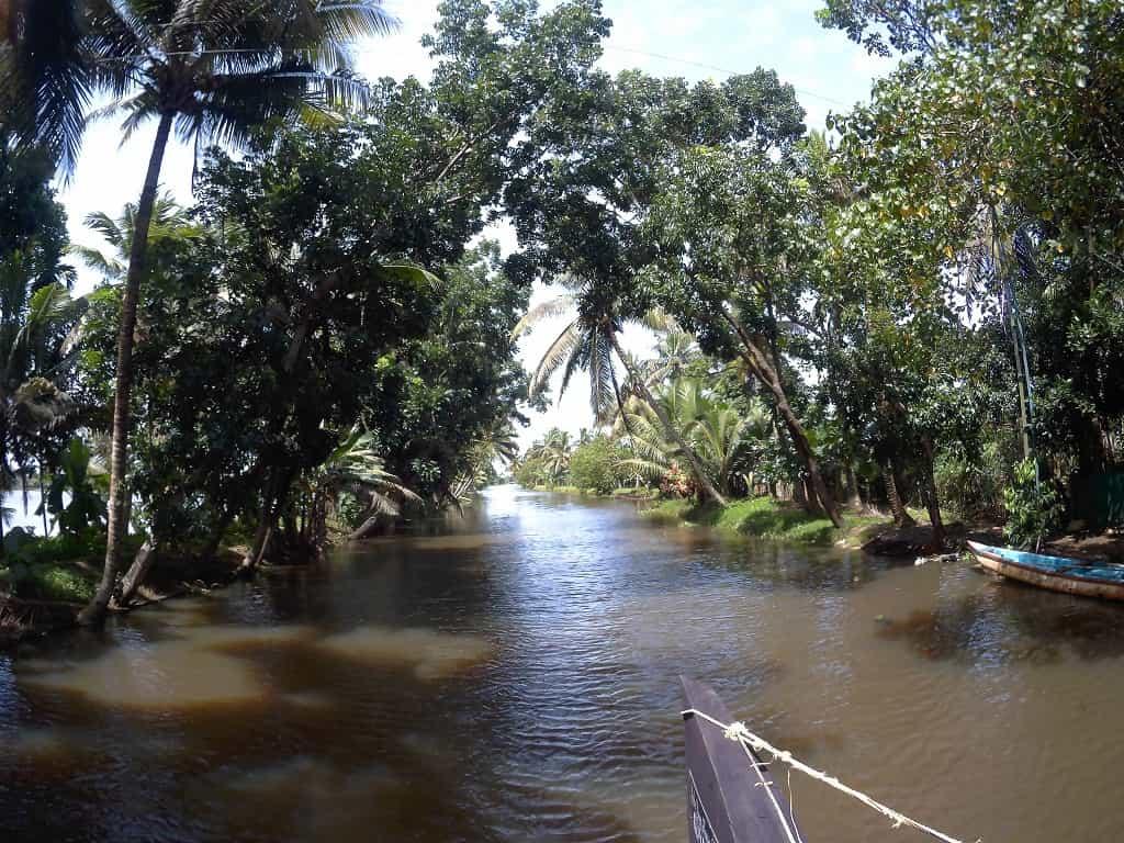 Poleppadam Canal