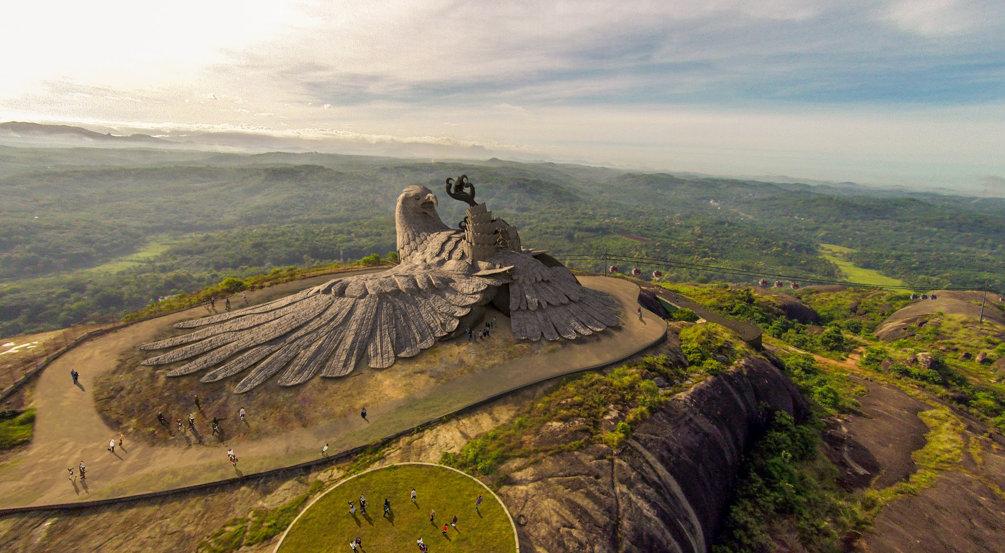 Jatayu Rock Hill