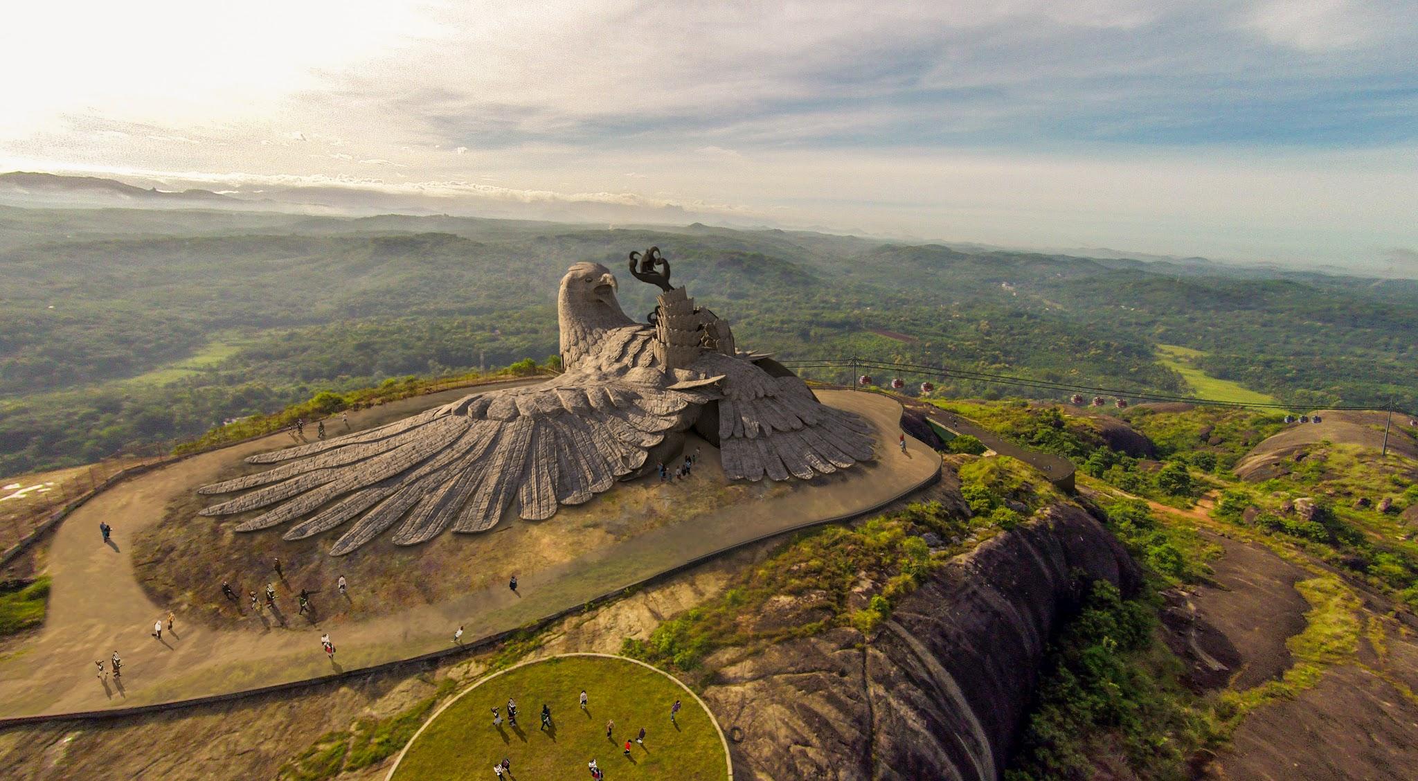 Jatayu Rock Hill