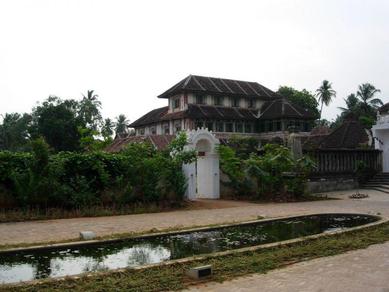 Kollengode Palace Palakkad Kerala