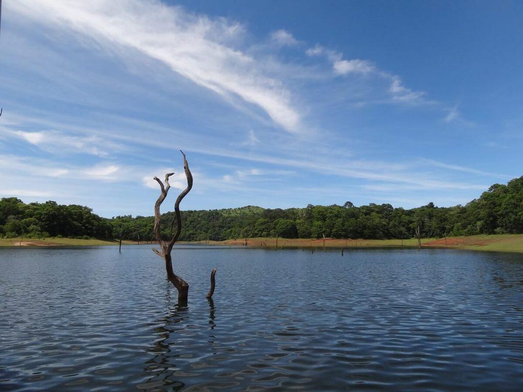 periyar-lake