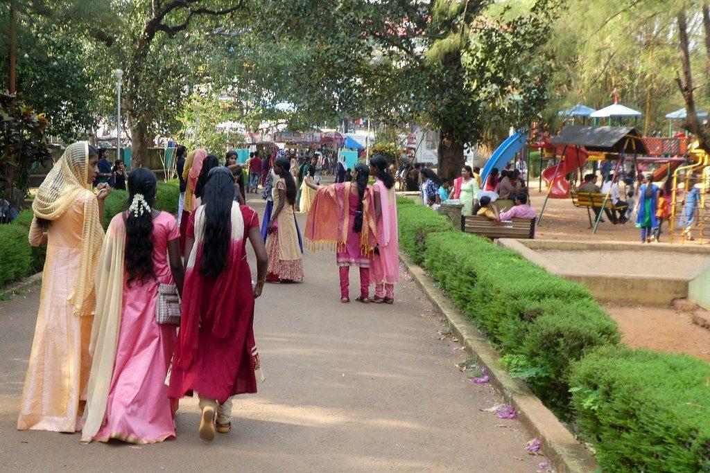 nehru-park-thrissur