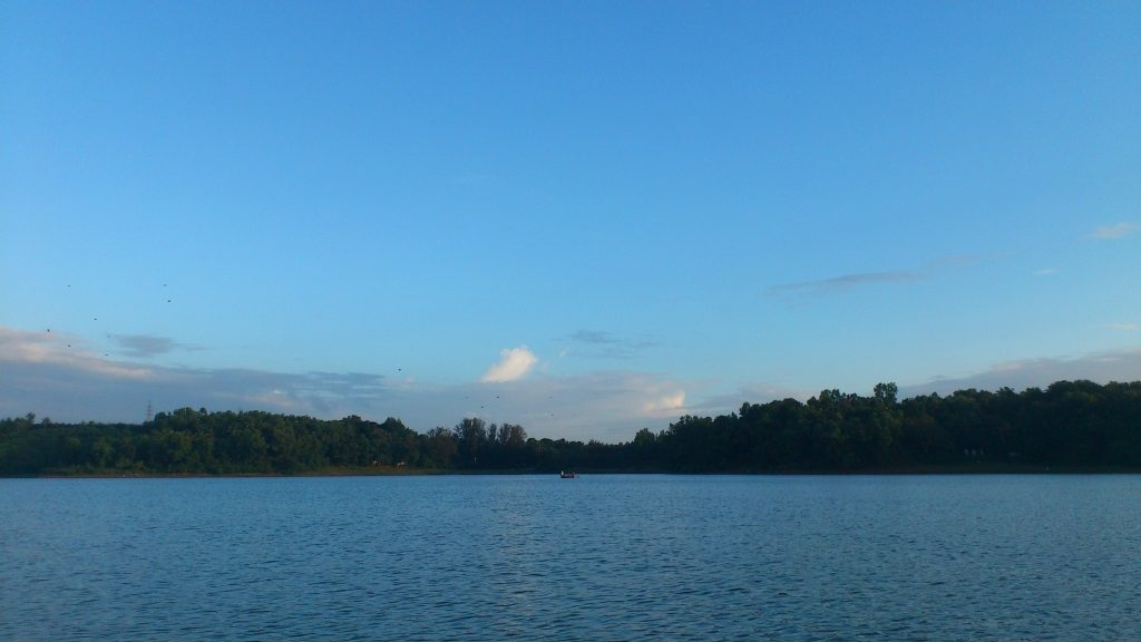 sasthamcotta-lake