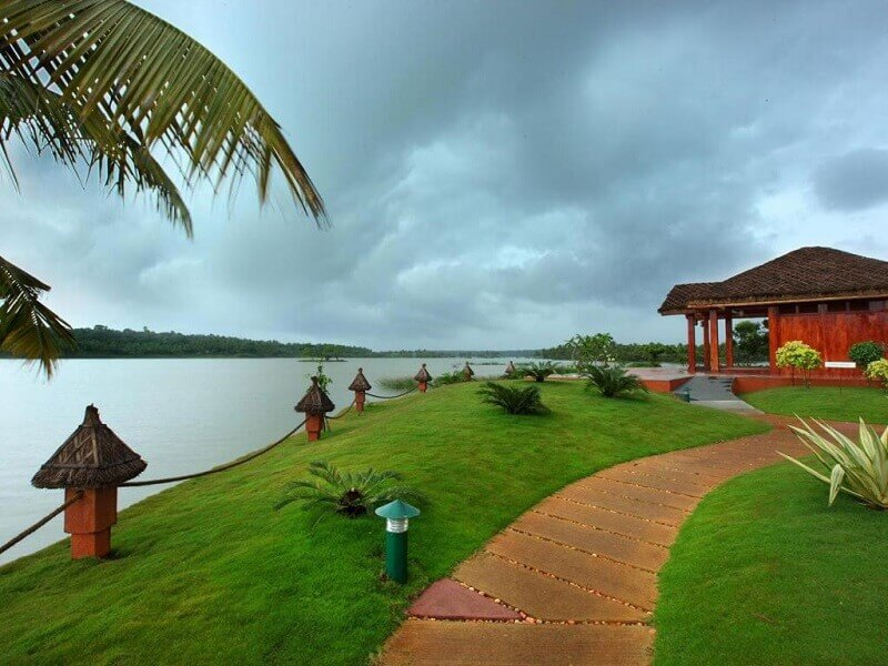 Fragrant Nature Backwater Resort & Ayurveda Spa in Kollam