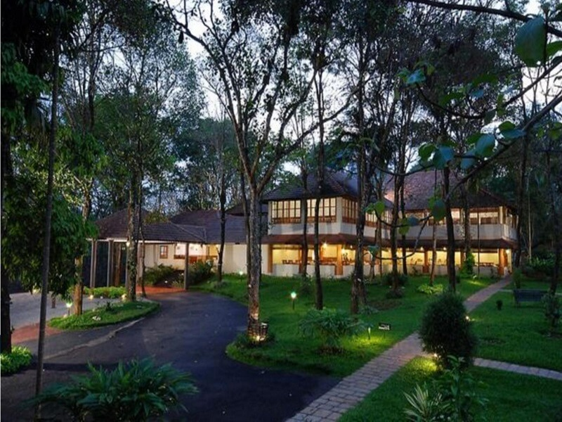 Greenwoods Resort Thekkady - Luxury Nature Resort in Kerala