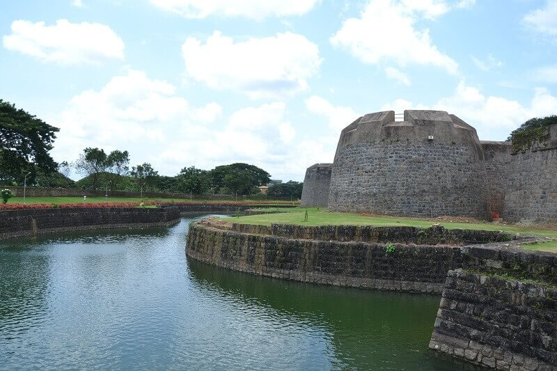 Palakkad Fort - Historic Fort in Kerala
