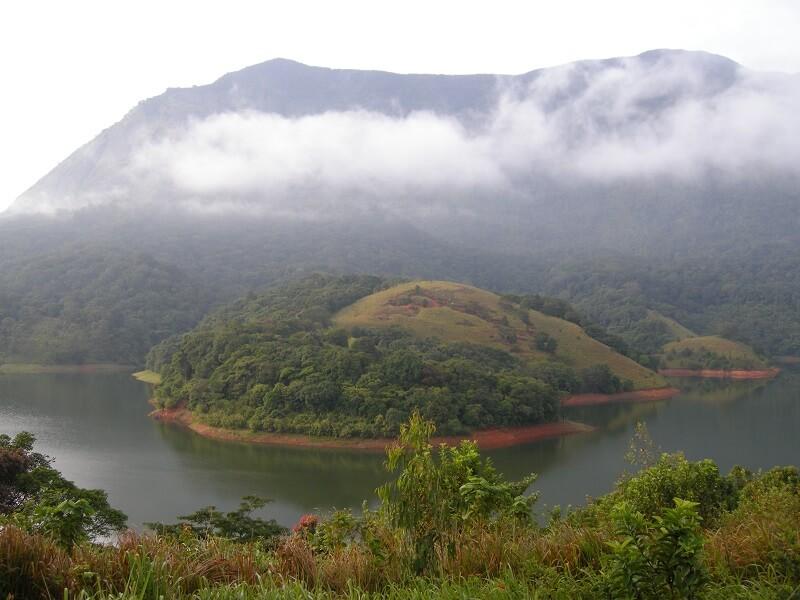 Siruvani Dam - Popular Picnic Spot