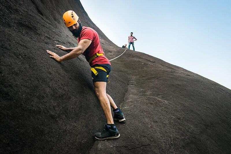 Adventure Rock Hill - Ideal Spot for Adventure Seekers
