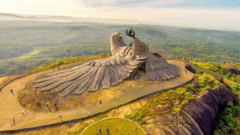 About  Jatayu Earth Centre - Myth, Timings & How to Reach