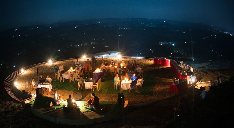 Elephant Rock Hill - A Hill With Night Camping Facility