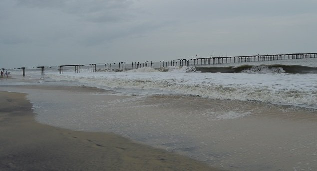 alleppey beach in kerala