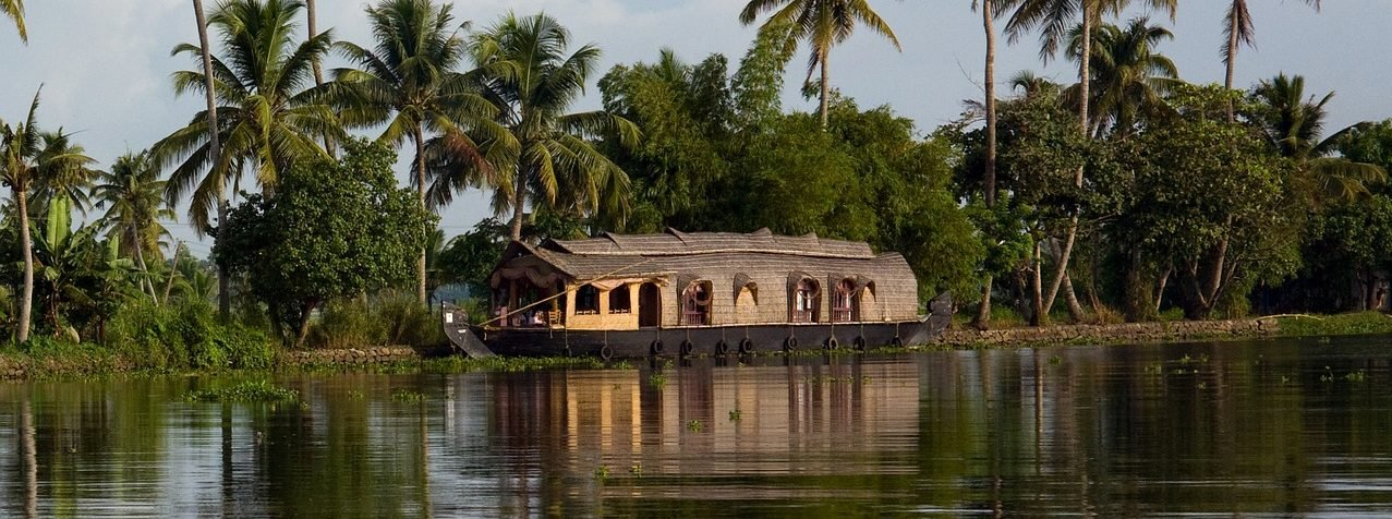 Kerala Backwater Houseboat