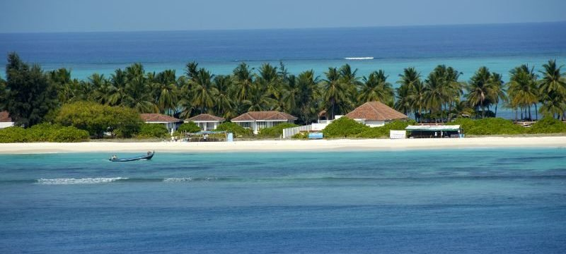 Lakshadweep Kadmat Island