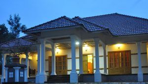 spezia natural resort banglow in thekkady