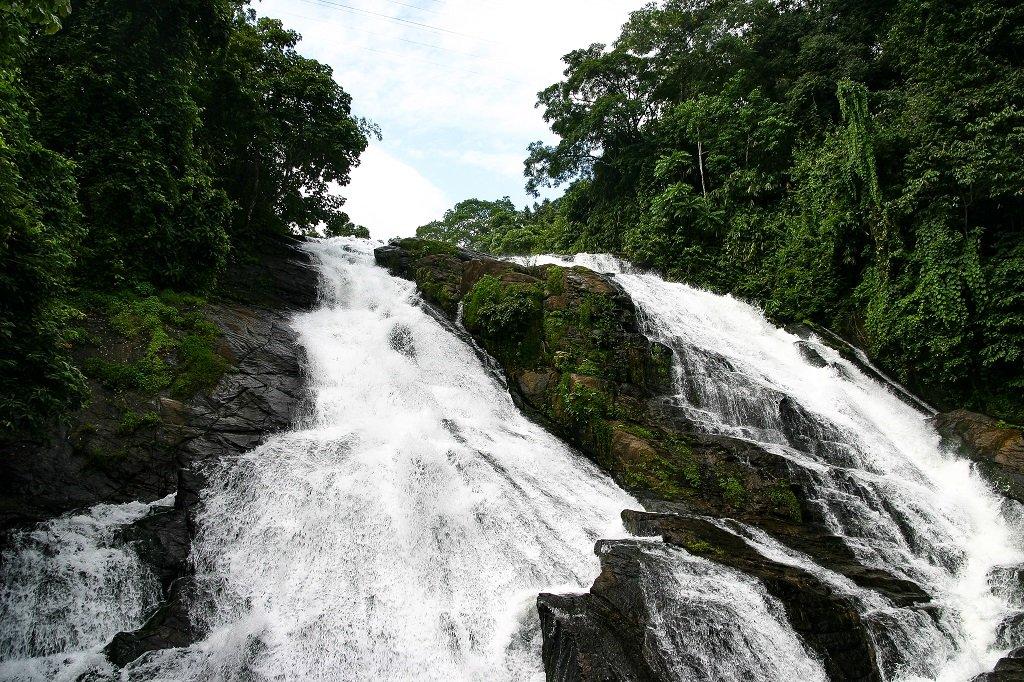 Charpa-Waterfalls