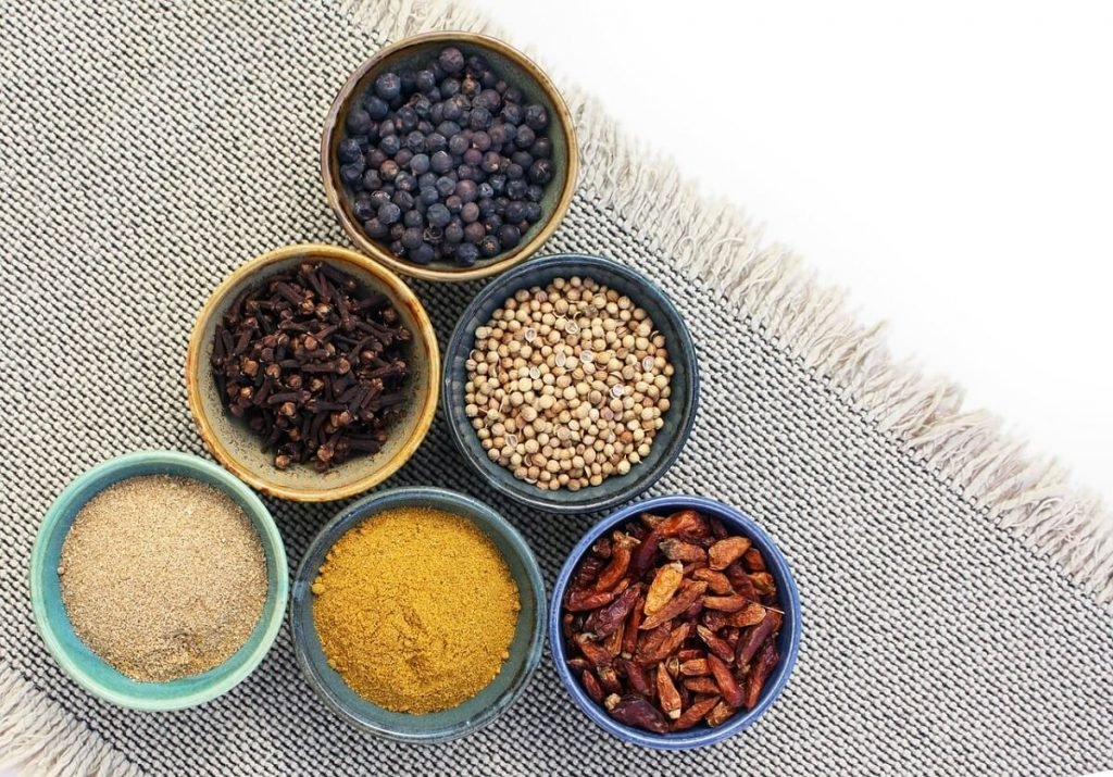 Kerala-spices