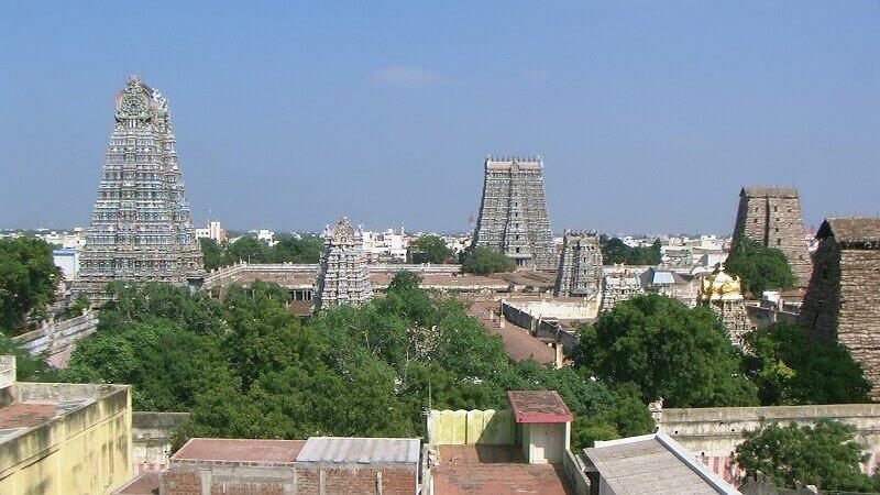 How to Reach Madurai?
