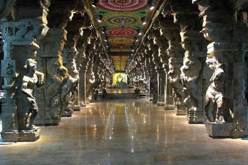 Aayiramkal Mandapam - Hall of thousand pillars